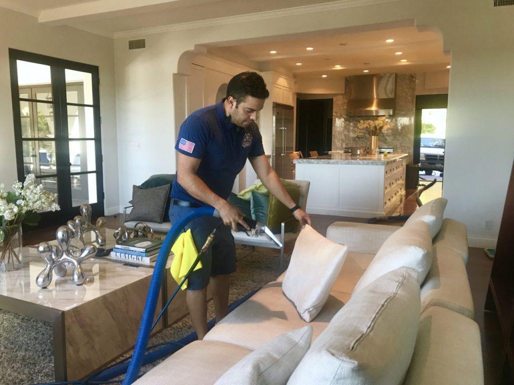 Deep Carpet Cleaning Service Corona County