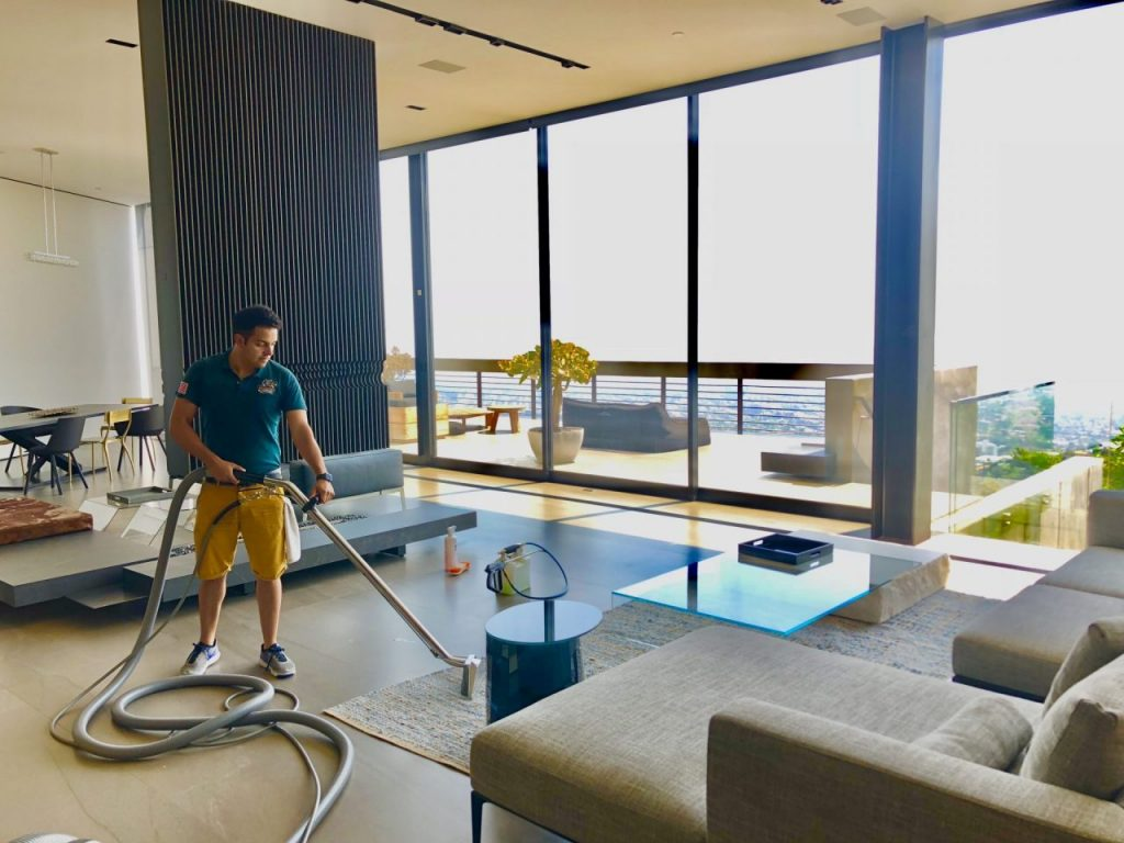 Upholstery Cleaning Near Me in Corona County